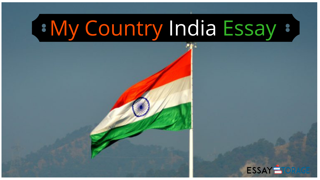 10 lines on My Country India Essay