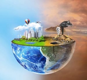 Essay of environmental pollution