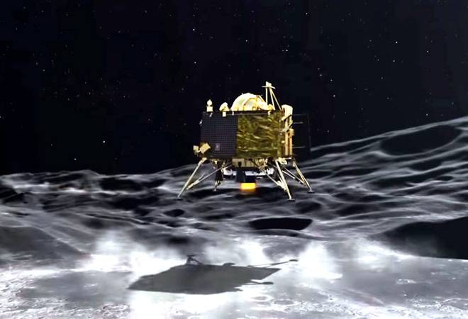 essay on chandrayaan 2 in english